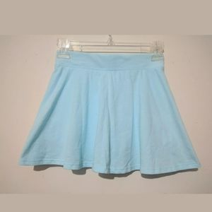 Girl's Baby Blue Seagrove Elastic Waist Skirt L